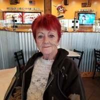 Judy Mae Grantham  October 12 1956  February 7 2020