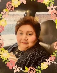 Rogelia E Romero  June 23 1942  February 15 2020 (age 77)