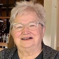Shirley Lorraine Lenhart  December 12 1933  February 17 2020