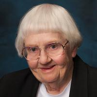 Sr Mary Ethel Burley OSB  August 29 1922  February 20 2020