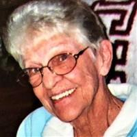 Betty Lou Beckhoff  July 20 1929  February 20 2020