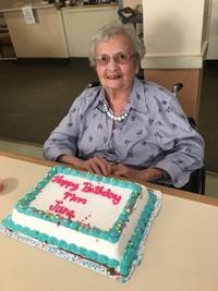 June H Laverack  July 3 1933  February 19 2020 (age 86)