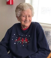 Martha E Van Horn  December 26 1922  February 16 2020 (age 97)