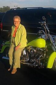 Charlotte Arlene Stamm  May 16 1942  February 18 2020 (age 77)