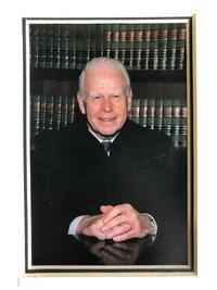 Honorable Albert H Burns  July 20 1932  February 21 2020 (age 87)