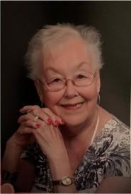Mary Lou Reckerd  November 24 1936  February 20 2020