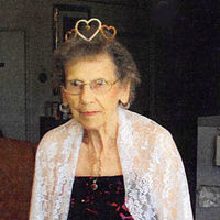 Effie Thelma Thelma Bowers  February 27 1923  February 23 2020