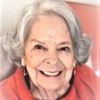Suzanne Vater  November 16 1928  February 23 2020