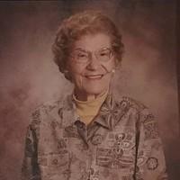Dorothy LaVerne Krohn  February 07 1921  February 24 2020