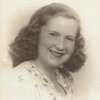 Margaret Helen Rodgers  May 30 1932  February 20 2020