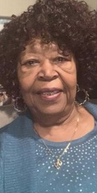 Norma Jean Robinson Oliver  October 8 1937  February 16 2020 (age 82)