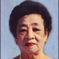 Consuelo S Leonen  July 26 1932  February 24 2020