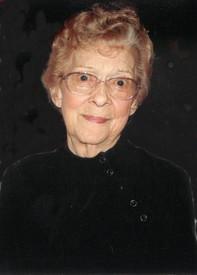 Emma E Klink  September 6 1925  February 20 2020