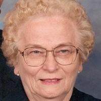 Mary Alice Doepke Lassman  August 18 1925  February 23 2020