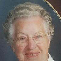 Mary B Huff  April 27 1928  February 19 2020