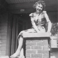 Verna Mildred Nelson  November 23 1922  February 21 2020