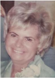 Carolyn J Dorman  May 22 1928  February 24 2020