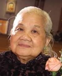 Dau Thi Nguyen Bui  May 10 1933  February 12 2020 (age 86)