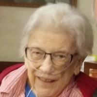 Dorothy H Seward  August 5 1923  February 21 2020