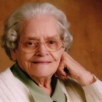 Joan Carolyn Stalker  July 13 1920  February 26 2020