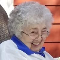 Kathryn Irene Wirth Rajecki  April 17 1923  February 25 2020