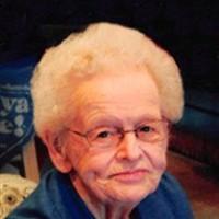 Marjorie Ann Whited  October 6 1927  February 25 2020