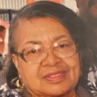 Mildred Williams  February 18 2020