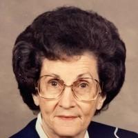 Grace Elizabeth Roberson  August 16 1923  February 27 2020