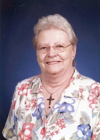 Joan J Witt Leichtnam  August 14 1935  February 27 2020 (age 84)