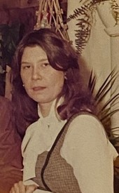 Julia Ann Wirth  February 26 2020