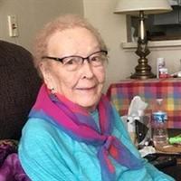 Martha Lee Palmburg  November 9 1928  February 25 2020