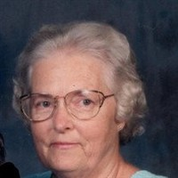 Ella Sanders Crosby  October 11 1935  March 3 2020