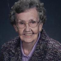 Ellen Megquier Tufts  January 28 1912  March 11 2020