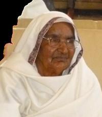 Gurdial Kaur Brar  September 16 1926 –