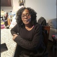 Alethia Rodgers- Chambliss  June 10 1955  March 21 2020