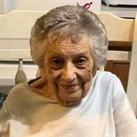 Carrie Helen Reed Winkler  December 11 1921  March 24 2020