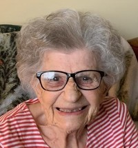 Martha Marie Mayer-Fox-Rench-Yount  April 26 1924  March 28 2020