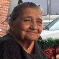 Andrea Vasquez  October 17 1940  March 31 2020