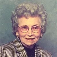 Reba Hope Harris  July 20 1923  April 29 2020