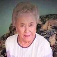 Hilda Grace Crowder  December 24 1932  March 31 2020