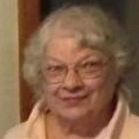 Helen E DeVall Bartlett  January 29 1942  April 3 2020