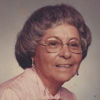 Eliberta Reyes-Gonzales  March 16 1927  April 04 2020