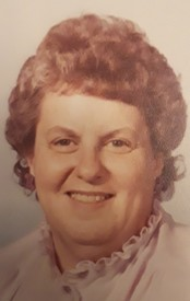 Margaret Ann Harris O'Neill  April 1 2020