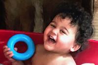 ALEXANDER CRISTIANO FINO  November 13 2017  April 8 2020 (age 2)