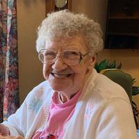Patricia B Edwards  March 17 1924  April 11 2020