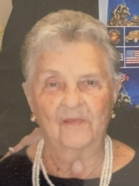 Betty Lawrence Ayers  October 9 1921  March 28 2020