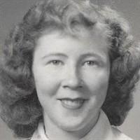 Julia McNeill Williamson  July 26 1933  April 14 2020