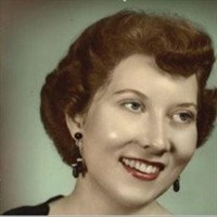 Doris Jean Barber Dempsey  January 5 1936  April 15 2020