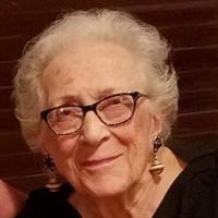 Elizabeth Libba Hinson  August 16 1928  April 12 2020
