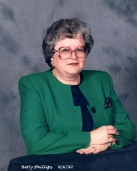 Betty Phillips  April 22 1946  April 17 2020 (age 73)